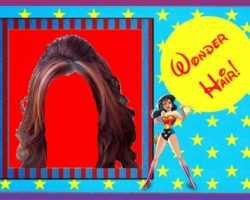 Women Say Hello To Your Next Superhero: Big Hair