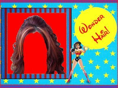 Women Say Hello To Your Next Superhero: Big Hair