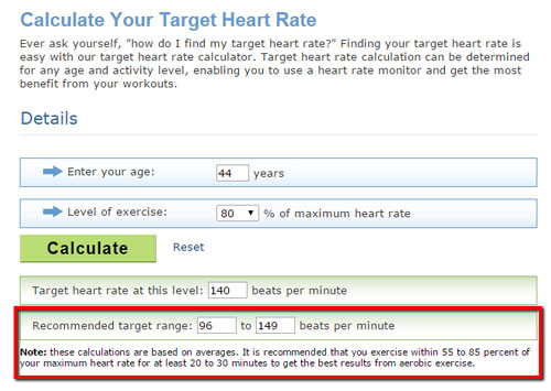 calculate your heart rate - heather montgomery