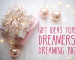 8 Cyber Monday Gifts for Dreamers with Big Dreams