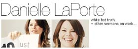 Top 8 Blogs By Women: Danielle la porte