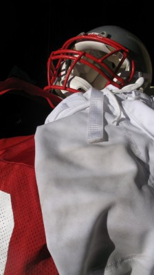 The Biggest Dream Mistake of All: Not Dreaming Big Enough - Brian's football uniform