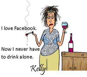 drinkalonewoman