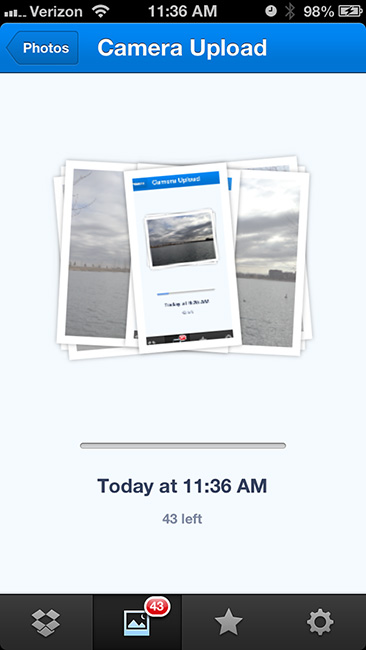 Pro Photography Tips: use the dropbox iPhone app