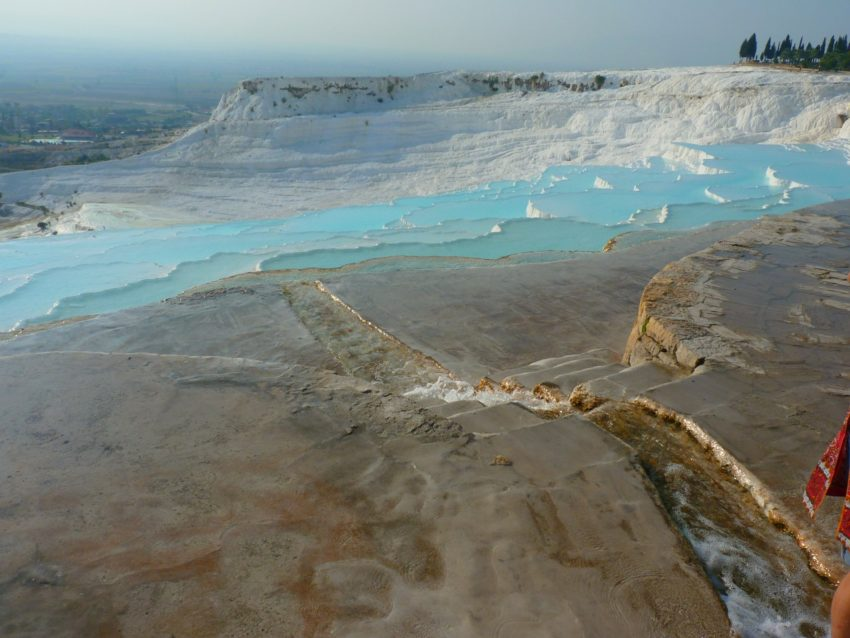 8 Top Travel Gratitude Retreats: Pamukkale, Turkey