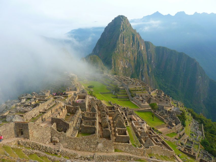 8 Top Travel Gratitude Retreats: Machu Picchu