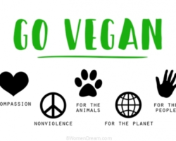 Can a Vegan Diet Make You and the Planet Happier?