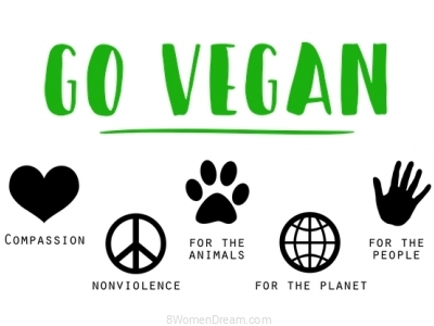 Vegan Diet Make You and the Planet Happier