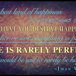 Dream of the Best Kind of Happiness