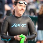 Heather - almost ready for sprint triathlon