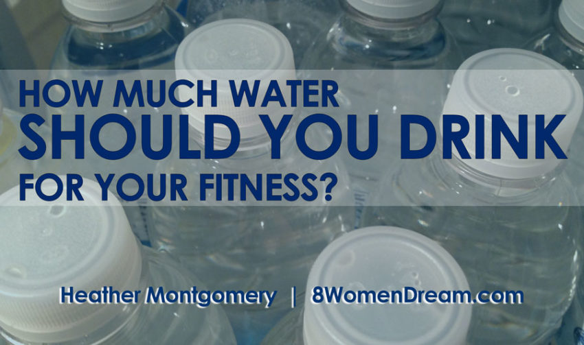How much water should I drink per day