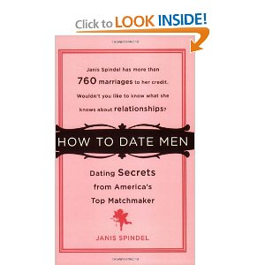 how to date men book