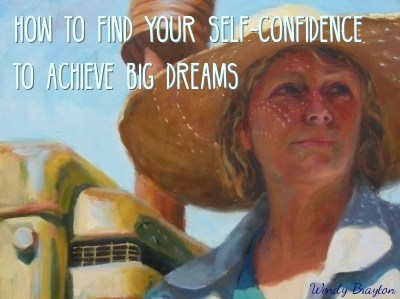 How to find Self-confidence to Achieve Big Dreams