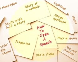 How to Open a Speech: 10 Great Speech Openings