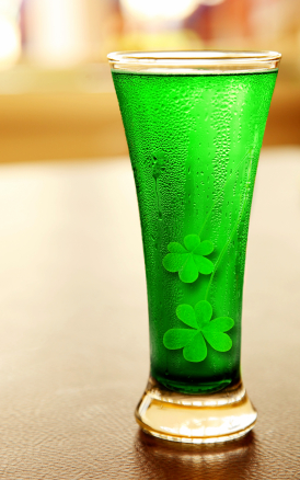 Turning Your Dream Green For St. Patricks Day