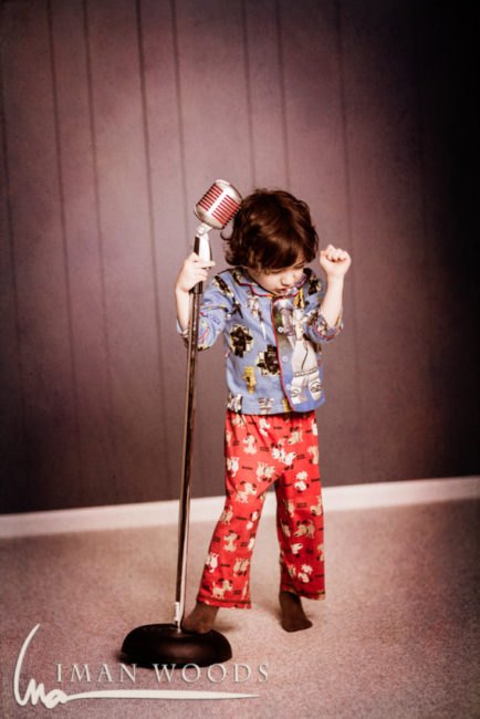 Building a photography studio: My little rockstar. NONE of these are posed or coached in any way.