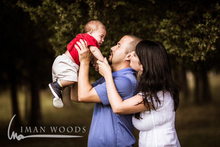 Dreamy Natural Light Family Photography