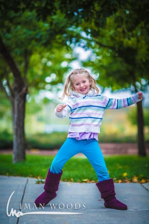 Preserving Childhood - Impromptu Dance Party!