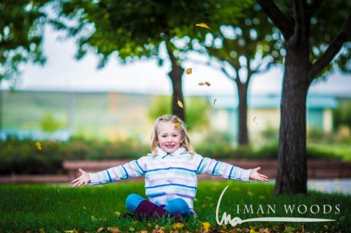 Preserving Childhood - Playing with Fall