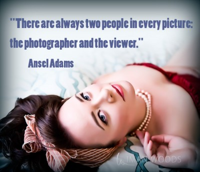 50 Most Inspiring Famous Photographer Quotes -- Ansel Adams