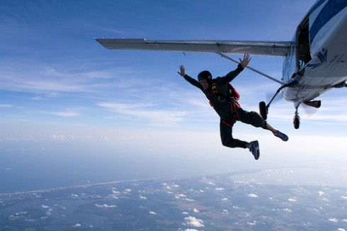 Making A Leap of Faith to Live Our Dreams