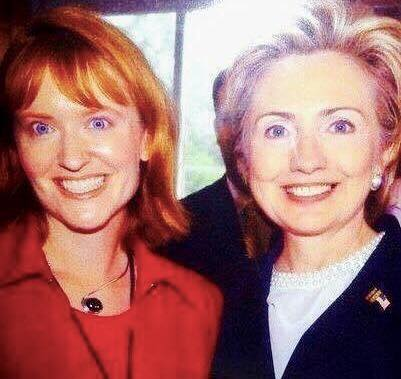 Lisa Powell Graham Working for Hillary Clinton