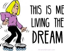 8 Funny Quotes to Make You Laugh at Your Big Dream