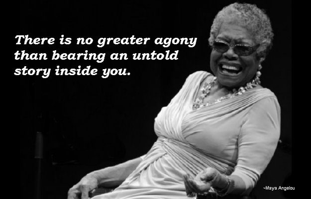 8 Dream Big Quotes by Maya Angelou - Quotes on life and living your dreams