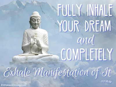 Manifestation Meditation - Meditation and Manifestation Quote