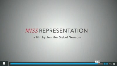 Battling Images of Perfection To Live Our Dreams In An Imperfect World: Misrepresentation, a Movie