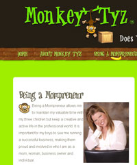 Monkey Tyz - Keeping Children Buckled In Their Car Seats!