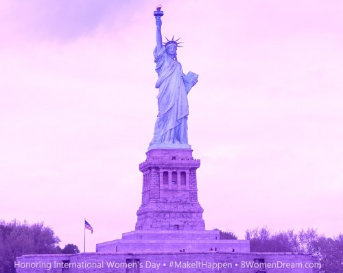 8 Women Memorials to Visit on International Women's Day: The Statue of Liberty