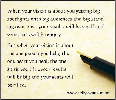 motivation for speakers