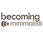 Motivational Site Becoming Minimalist