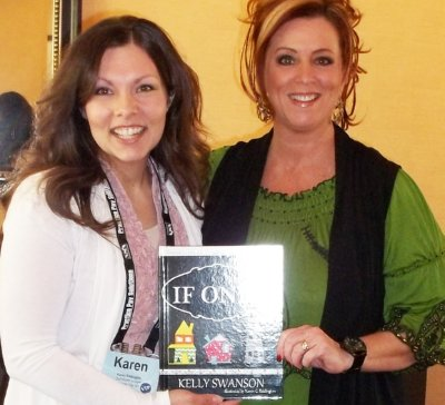 21 Favorite Tools as a Keynote Speaker: Kelly Swanson's book'If Only'