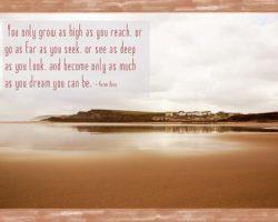 Monday Motivation for Women to Pursue a Big Dream