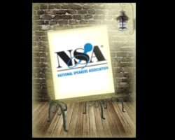 Why Public Speakers Should Join The National Speakers Association