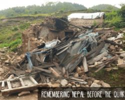 Bucket List Dreams and Remembering Nepal Before the Quake
