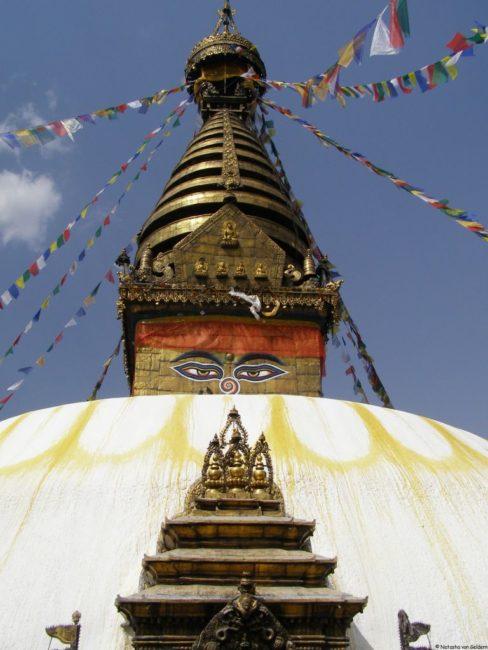 Remembering Nepal Before the Quake: The Swayambhunath Stupa