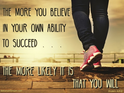 New Year's Resolution Mistakes: Quote on success by Shawn Achor