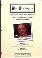 Tricks Of The Screenwriting Trade By Nick Kazan