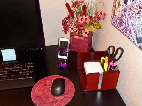 writing desk ready
