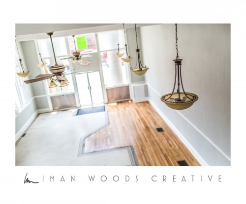 Dreaming of a Retail Space - New pinup therapeaudic photography studio for Iman Woods