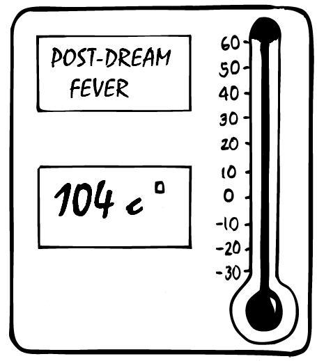 post-dream fever