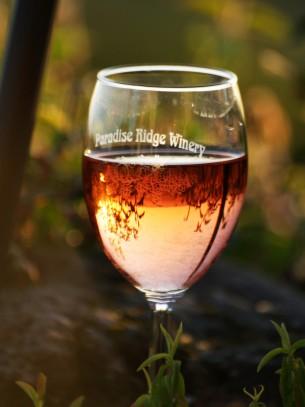 Wine Travel: Paradise Ridge Winery in California