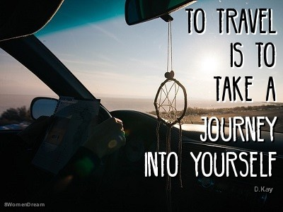 Real Summer Vacation Travel Quote
