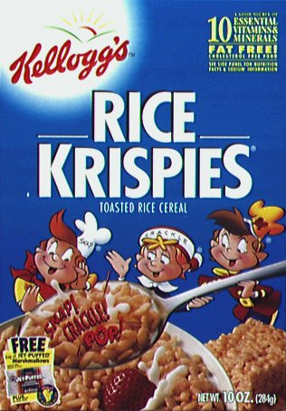 How I Reduce Dream Stress With Rice Krispies Treats