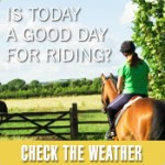 riding weather