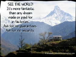 Travel Dream: Inspiration to Travel the World