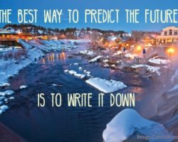 Dream Goal Setting: Write a Letter to Your Future Self